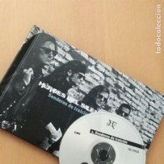 CDs de Musique: HEROES DEL SILENCIO CD SENDEROS DE TRAICIÓN BUNBURY LIBRO EL PAIS. Lote 215198357