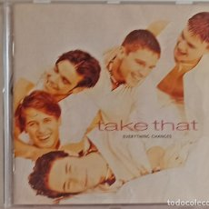 CDs de Música: TAKE THAT: EVERYTHING CHANGES. Lote 215200893