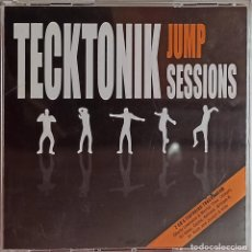 CDs de Música: TECKTONIK JUMP SESSIONS. Lote 215201591