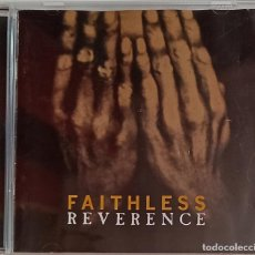 CDs de Música: FAITHLESS: REVERENCE. Lote 215202927