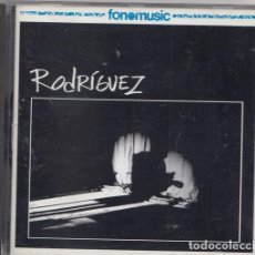 CDs de Musique: SILVIO RODRIGUEZ - RODRIGUEZ - CD FONOMUSIC 1994. Lote 215238148