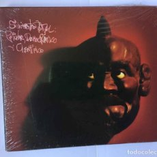 CDs de Música: CD: SINIESTRO TOTAL (POPULAR, DEMOCRÁTICO Y CIENTÍFICO) (EL DIABLO, 2005) ¡COLECCIONISTA! NUEVO. Lote 215245350