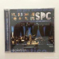 CDs de Música: SÓ PRA CONTRARIAR – ACÚSTICO BRASIL 2002. Lote 215248921