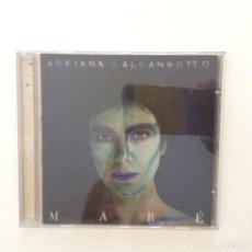 CDs de Música: ADRIANA CALCANHOTTO – MARÉ BRASIL 2008. Lote 215285535