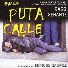 CDs de Musique: CACO SENANTE - EN LA PUTA CALLE. Lote 214025068