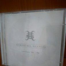 CDs de Música: HÉROES DEL SILENCIO, DOBLE CD RECOPILATORIO. Lote 215291315