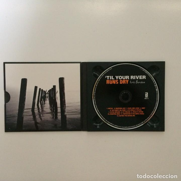 CDs de Música: Eric Burdon – Til Your River Runs Dry USA 2013 - Foto 2 - 215293492