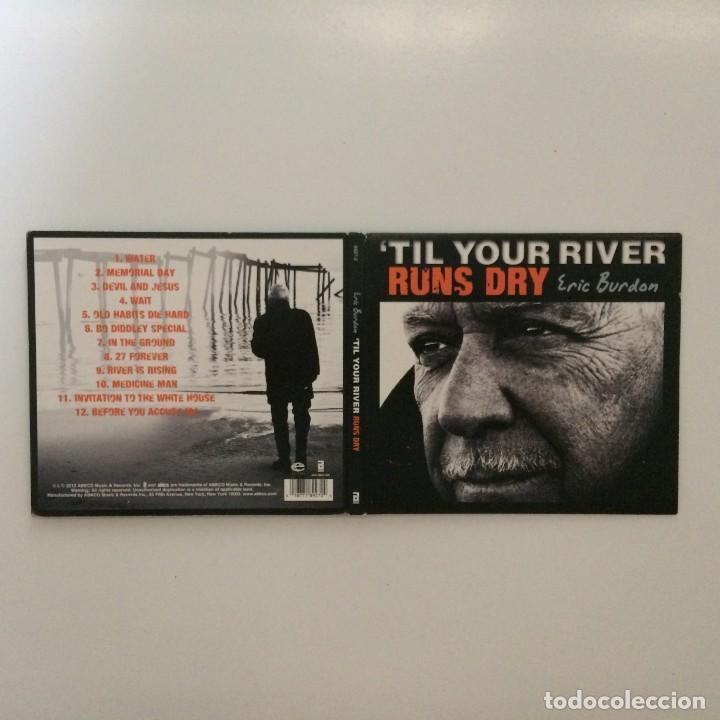 CDs de Música: Eric Burdon – Til Your River Runs Dry USA 2013 - Foto 3 - 215293492