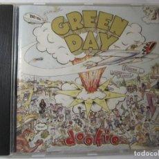 CDs de Música: CD GREEN DAY DOOKIE. Lote 215320416