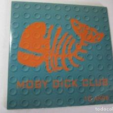 CDs de Música: CD MOBY DICK CLUB 10 AÑOS NADA SURF LOS FLECHAZOS DOCTOR EXPLOSION. Lote 215324317