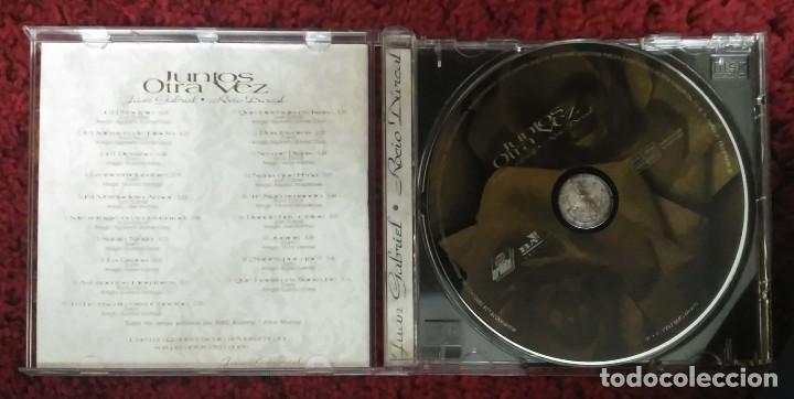 CDs de Música: JUAN GABRIEL & ROCIO DURCAL (JUNTOS OTRA VEZ) CD 1997 - Foto 3 - 263181720