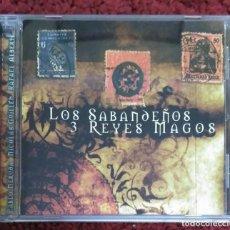 CDs de Música: LOS SABANDEÑOS (LOS 3 REYES MAGOS) CD 2000 CON VICTOR MANUEL, Mª DOLORES PRADERAS Y HORACIO GUARANI. Lote 215333547
