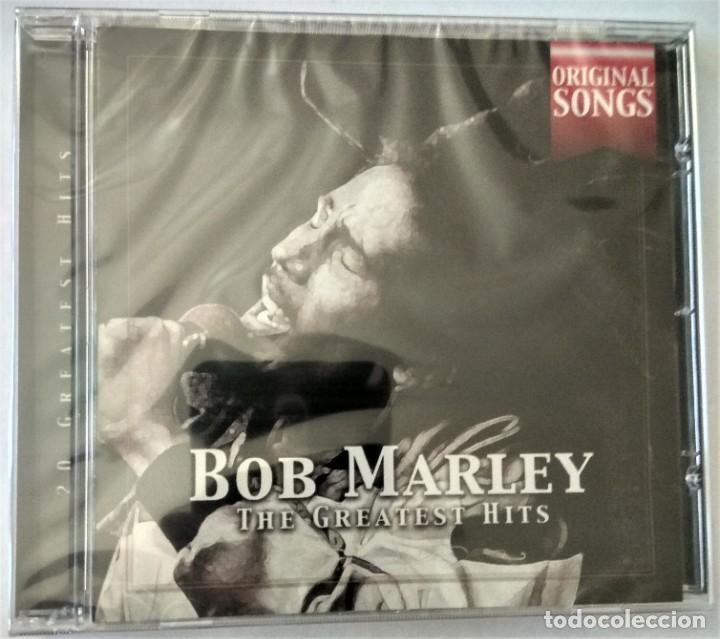 BOB MARLEY - THE GREATEST HITS (ORIGINAL SONGS) PRECINTADO (Música - CD's Reggae)
