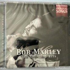 CDs de Música: BOB MARLEY - THE GREATEST HITS (ORIGINAL SONGS) PRECINTADO. Lote 215342867