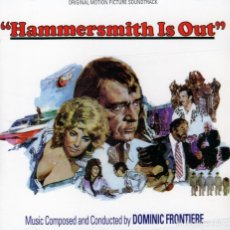 CDs de Musique: DOMINIC FRONTIERE - HAMMERSMITH IS OUT. Lote 193406577