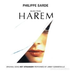 CDs de Música: PHILIPPE SARDE - HAREM. Lote 233292575