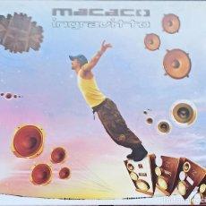 CDs de Música: MACACO: INGRAVITTO. Lote 215388020
