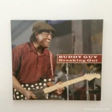 CDs de Música: BUDDY GUY – BREAKING OUT UK 2008. Lote 215389118