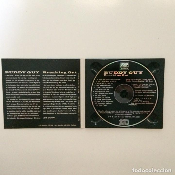 CDs de Música: Buddy Guy – Breaking Out UK 2008 - Foto 2 - 215389118