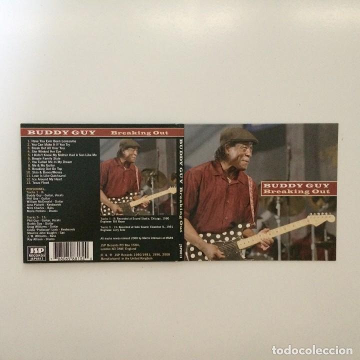 CDs de Música: Buddy Guy – Breaking Out UK 2008 - Foto 3 - 215389118