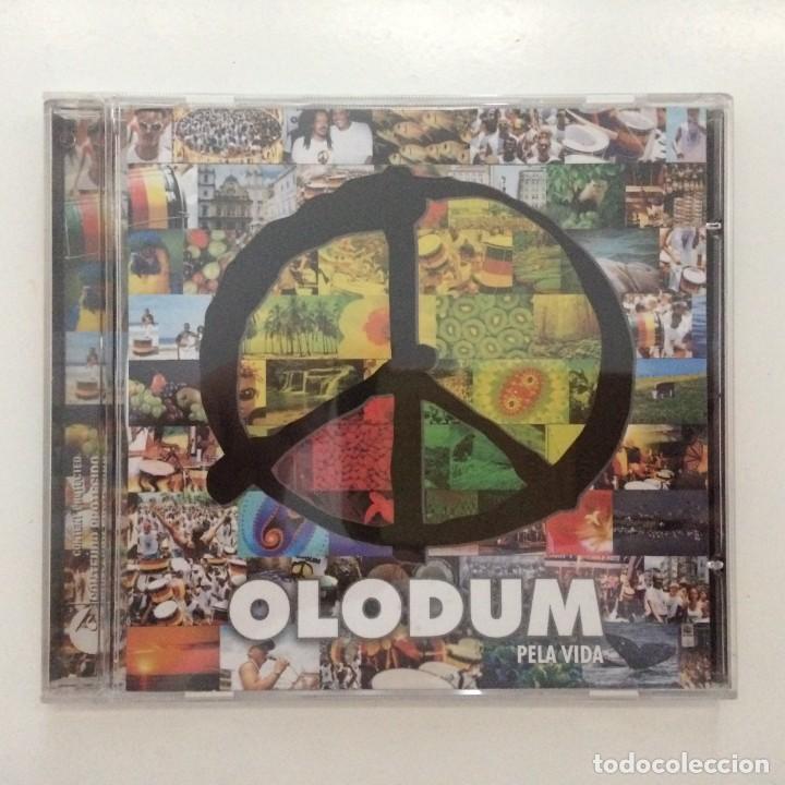 OLODUM – PELA VIDA BRASIL 2006 (Música - CD's Latina)
