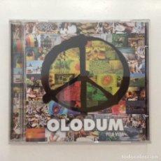 CDs de Música: OLODUM – PELA VIDA BRASIL 2006. Lote 215408730