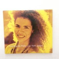 CDs de Música: VANESSA DA MATA – VANESSA DA MATA CANTA TOM JOBIM BRASIL 2013. Lote 215409708