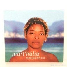 CDs de Música: MART'NÁLIA – MENINO DO RIO BRASIL 2006. Lote 215411610