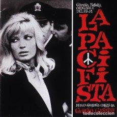 CDs de Música: GIORGIO GASLINI - LA PACIFISTA. Lote 228557105