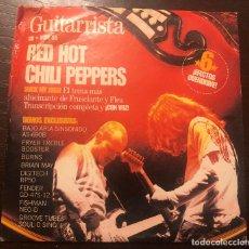 CDs de Música: CD DE LA REVISTA 'GUITARRISTA' Nº 59. RED HOT CHILI PEPPERS. DEMOS CLASES DE GUITARRA, TEMAS DE ROCK. Lote 215440913