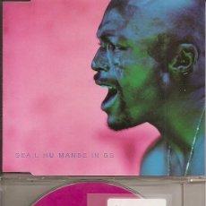 CDs de Música: SEAL - HUMAN BEINGS (CDSINGLE CAJA PROMO, WARNER BROS RECORDS 1998). Lote 215456501