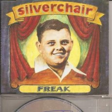 CDs de Música: SILVERCHAIR - FREAK (CDSINGLE CAJA PROMO, MURMUR RECORDS 1997). Lote 244491730