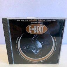 CDs de Música: E·BEAT PHASE II (1996). Lote 215487242