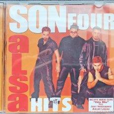 CDs de Música: SON BY FOUR – SALSA HITS. Lote 215488572