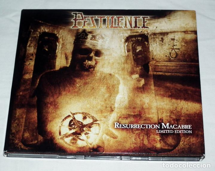 CD PESTILENCE - RESURRECTION MACABRE (Música - CD's Heavy Metal)