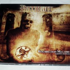 CDs de Música: CD PESTILENCE - RESURRECTION MACABRE. Lote 215504976