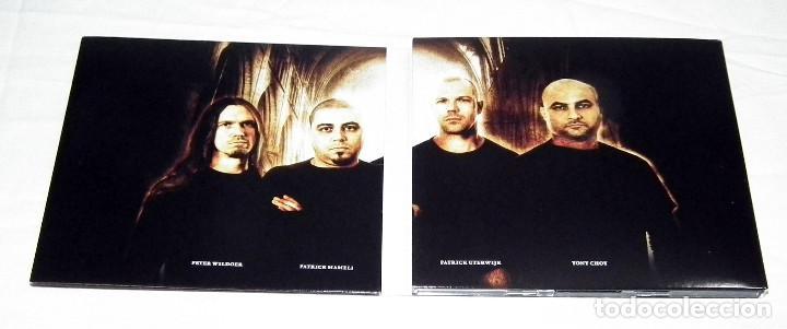 CDs de Música: CD PESTILENCE - RESURRECTION MACABRE - Foto 4 - 215504976