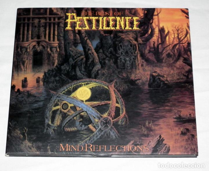 CD PESTILENCE - MIND REFLECTIONS (Música - CD's Heavy Metal)