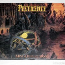 CDs de Música: CD PESTILENCE - MIND REFLECTIONS. Lote 215505377