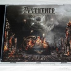 CDs de Música: CD PESTILENCE - OBSIDEO. Lote 215506356