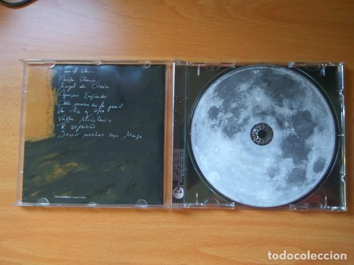 CDs de Música: CD Antonio Vega – 3000 Noches Con Marga - Foto 3 - 215508475