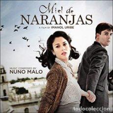 CDs de Musique: NUNO MALO - MIEL DE NARANJAS. Lote 237822425