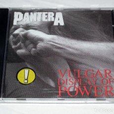 CDs de Música: CD PANTERA - VULGAR DISPLAY OF POWER. Lote 215547068