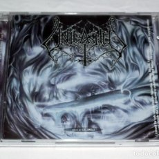 CDs de Música: CD UNLEASHED - WHERE NO LIFE DWELLS. Lote 215548295