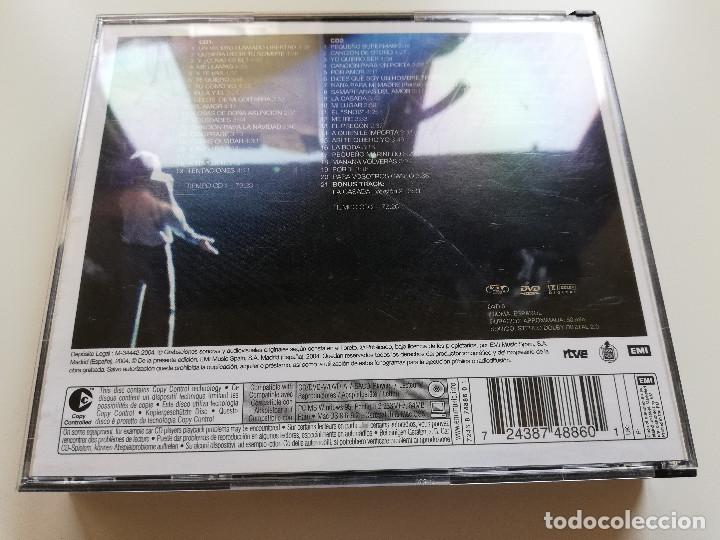 CDs de Música: JOSÉ LUIS PERALES. CANCIONES DE UN POETA (2 CD + DVD CON SUS MEJORES ACTUACIONES EN RTVE) - Foto 6 - 215558552
