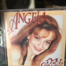 CDs de Música: ANGELA-MI CORAZON LOCO-PRECINTADO NUEVO!!. Lote 215564420