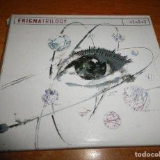 CDs de Música: ENIGMA TRILOGY TRIPLE CD ALBUM DIGIPACK AÑO 1998 HOLANDA CONTIENE 28 TEMAS 3 CD MICHAEL CRETU RARO. Lote 215577205