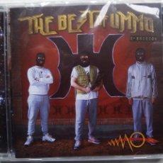 CDs de Música: UMMO. THE BEST OF UMMO. CD SAGAN CRIMEWEAR SC-CD002. ESPAÑA 2017. HARDCORE HIP HOP. PRECINTADO.. Lote 215577273