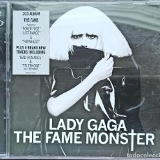 CDs de Música: LADY GAGA ‎– THE FAME MONSTER. Lote 215582230