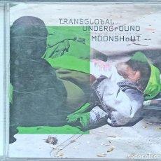 CDs de Música: TRANSGLOBAL UNDERGROUND: MOONSHOUT. Lote 215583086